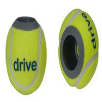 Drive Medical Walker Rear Tennis Ball Glides with Additional Glide Pads