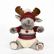 Canadiana Sammy Moose Plush Toy