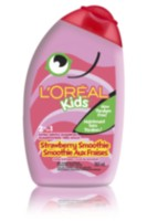 L'Oréal Kids Strawberry Smoothie 2-In-1 Extra Gentle Shampoo