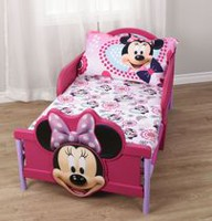 Ens. de draps Minnie Mouse