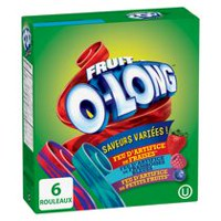 Fruit By The Foot by Betty Crocker Star Wars Fruit Foot Rolls
