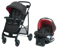 Graco Remix Ultra-Lightweight Travel System  Kyler