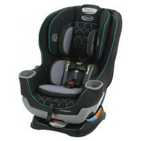 Graco Extend2Fit  Convertible Car Seat - Valor