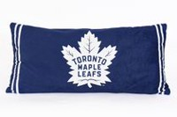 NHL Toronto Maple Leafs Body Pillow