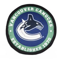 NHL Vancouver Canucks Ultimate Fan Puck Cushion