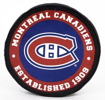 NHL Montreal Canadiens Ultimate Fan Puck Cushion