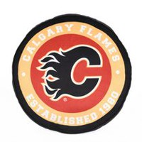 NHL Calgary Flames Ultimate Fan Puck Cushion