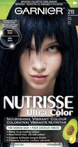 Garnier Nutrisse Ultra Color Haircolour Blue Black