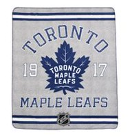 NHL Toronto Maple Leafs Classique Fan Throw