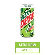 Mountain Dew® Citrus Charge King Can Carbonated Soft Drink