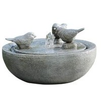 hometrends Water Birds Fountain Décor