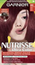 Garnier Nutrisse Ultra Color Haircolour intense auburn