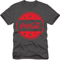 Coke Men's Short Sleeve Graphic Tee XXL