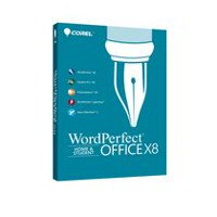 WordPerfect Home & Student Office X8