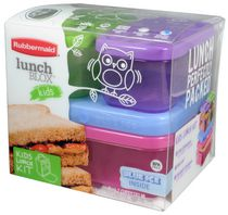 Kids LunchBlox Purple