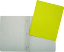 Report Covers, Yellow