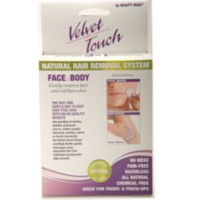 Velvet Touch Natural Hair Removal System