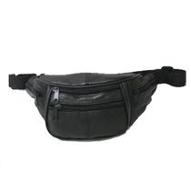 Aero Leather Fanny Pack