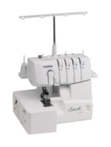 Brother 1134D 3-4 thread serger
