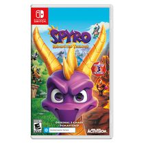 Jeu vidéo Spyro: Reignited Trilogy de Activision pour Switch de Nintendo