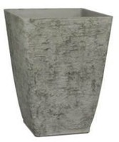 hometrends 32.5x32.5x35 cm Aged Lite Planter