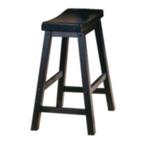"29"" Saddle Back Stool"