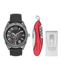 Trend Watches Men's Set with Multi Tool and Money Clip