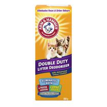 ARM & HAMMER™ Double Duty Cat Litter Deodorizer