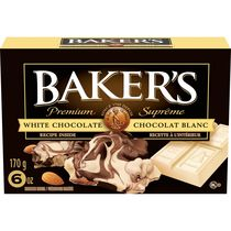 Baker's Premium White Chocolate