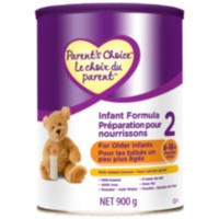 Parent's Choice For Older Infants Formula