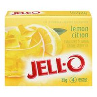 JELL-O Jelly Lemon Powder