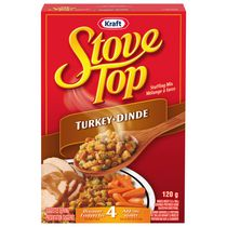 Kraft Stove Top Turkey Stuffing Mix