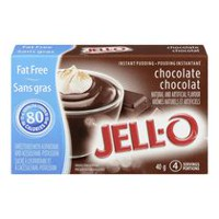 JELL-O Instant Chocolate Pudding Fat Free