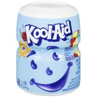 KOOL-AID Ice Blue Raspberry Drink Mix