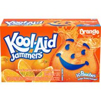 KOOL-AID Jammers Orange Juice