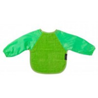 Mum 2 Mum Wonder Bib - Long Sleeved - Large Deep Mint