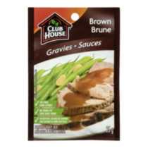 Club House Brown Gravy Mix