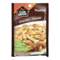 Club House Poutine Gravy Mix