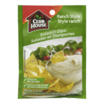 Club House Ranch Style Dressing & Dip Mix