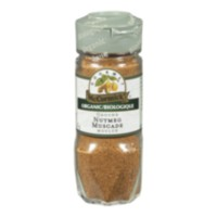 McCormick Gourmet Organic Ground Nutmeg