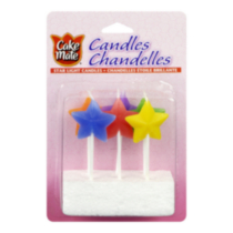 Cake Mate Star Light Candle