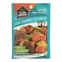 Club House Slow Cookers Beef Stew