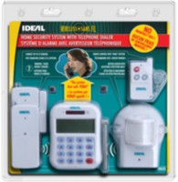 Ideal Security Home Security Kit with Phone Dialer