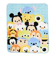 Tsum Tsum Silky Soft Throw