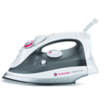 SINGER Classic Finish Steam Iron