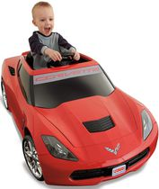 Fisher-Price Power Wheels – Corvette Stingray