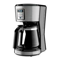 BLACK + DECKER 12 Cup Programmable Coffee Maker in Stainless Steel, CM1231SC