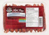 Grimm's Gluten Free Regular Mini Pepperoni Sticks