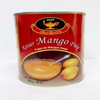 Pulpe de mangue Kesar de Deep