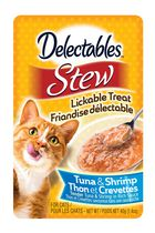 Hartz Delectables Stew Lickable Wet Cat Treats